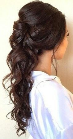 Wedding Hairstyles Half Up Half Down Image Result For