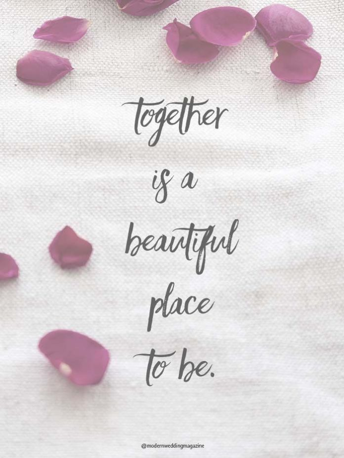 Wedding Quotes Romantic Wedding Day Quotes That Will Make You Feel The Love