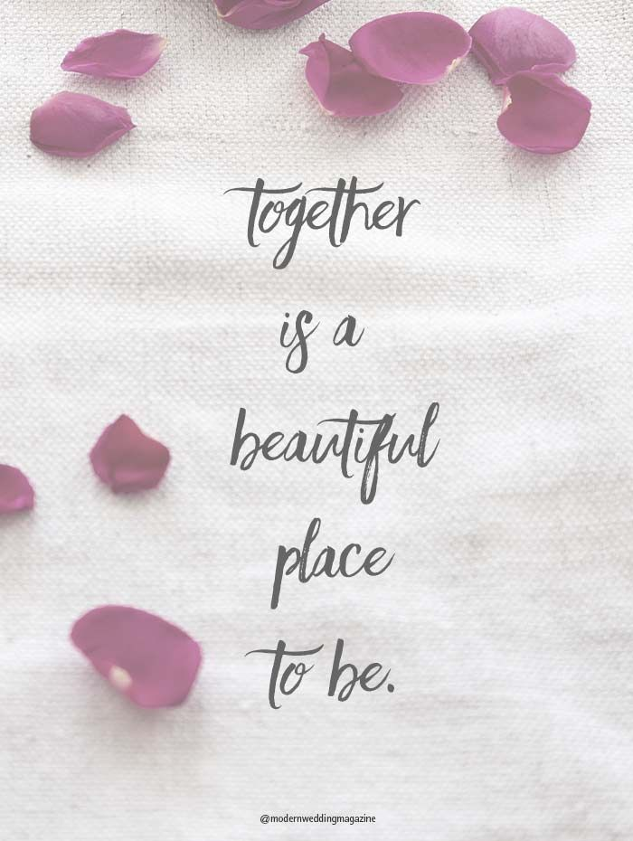 Wedding Quotes Romantic Wedding Day Quotes That Will Make You Feel The Love Wedding Lande Leading Wedding Magazine Ideas Inspirations The Hottest New Wedding Trends