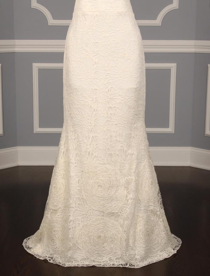 Mermaid wedding dresses vera wang mallory 112514 for Affordable vera wang wedding dresses