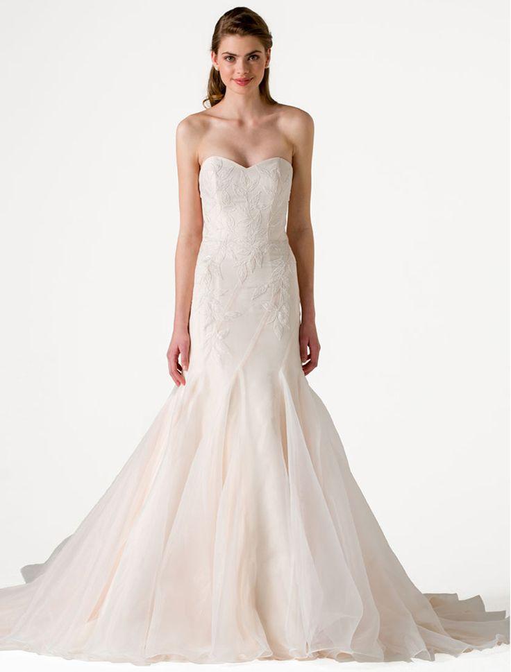 Mermaid Wedding Dresses Anne Barge Primrose Discount Designer