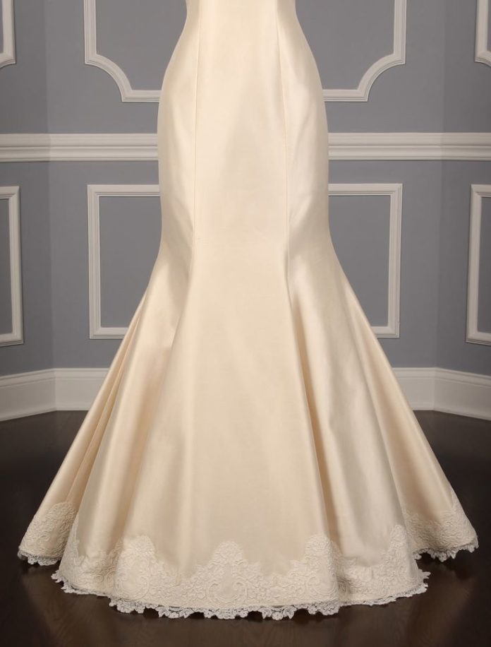 Mermaid wedding dresses romona keveza l366 x discount for Affordable couture wedding dresses