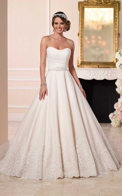 Ball Gown Wedding Dresses Wedding Dress 6152 Without The Lace Jacket Wedding Lande Leading Wedding Magazine Ideas Inspirations The Hottest New Wedding Trends,Outdoor Wedding Backyard Wedding Mother Of The Groom Dresses