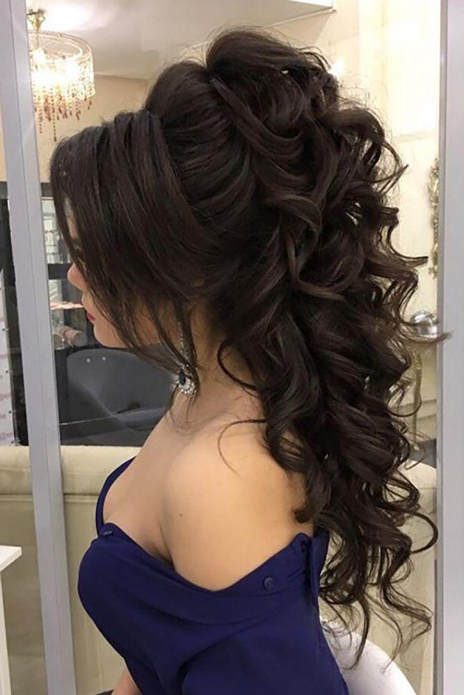 Wedding Hairstyle For Long Hair Best Wedding Hairstyle Trends 2017 See More Www Weddingforwar Weddings Wedding Lande Leading Wedding Magazine Ideas Inspirations The Hottest New Wedding Trends