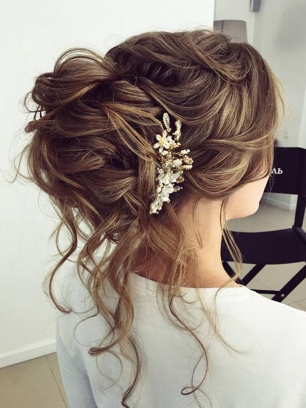 Wedding Hairstyle For Long Hair Half Updo Braids Chongos Updo Wedding Hairstyles Wedding Lande Leading Wedding Magazine Ideas Inspirations The Hottest New Wedding Trends