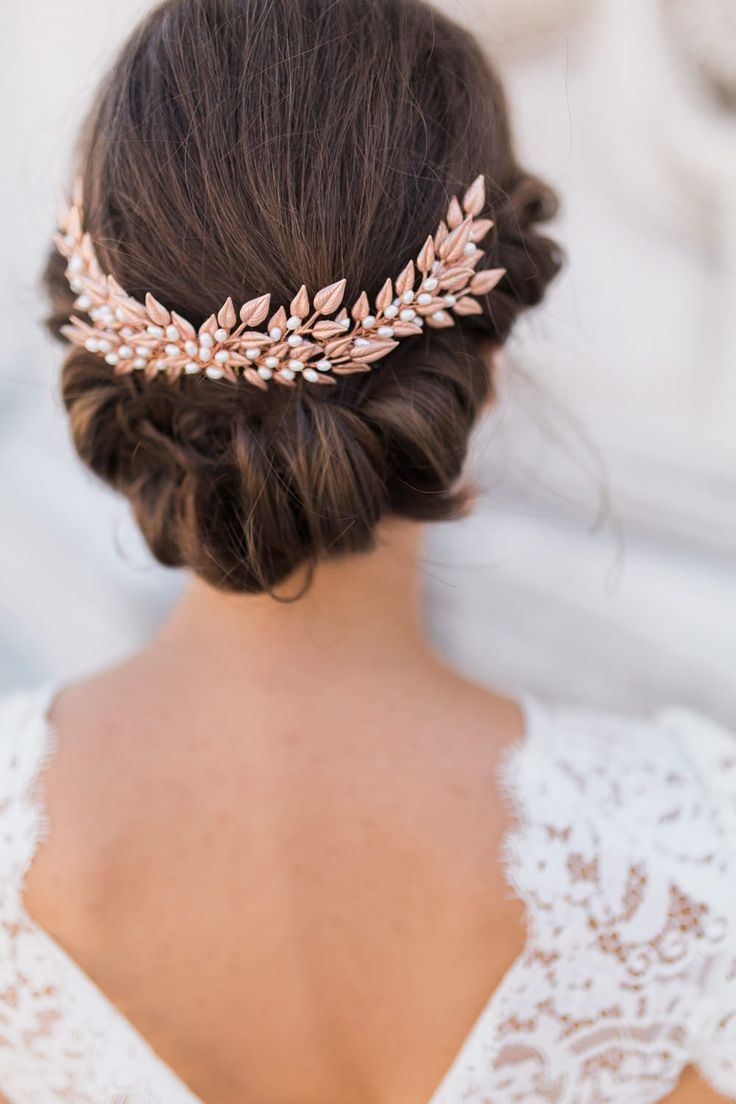 Wedding Hairstyle For Long Hair Image By Amy Fanton Katya