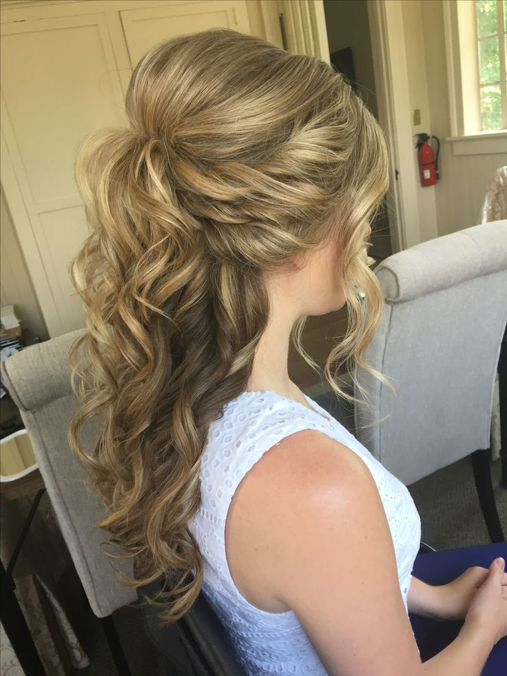 Wedding hairstyles half up half down half up half down wedding wedding hairstyles half up junglespirit Image collections