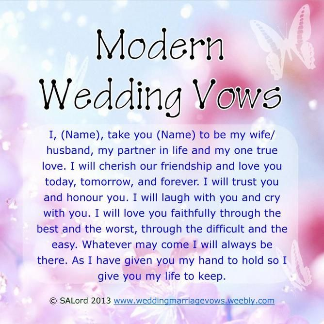 17 Best Ideas About Writing Wedding Vows On Pinterest: Wedding Quotes : Funny Wedding Vows...