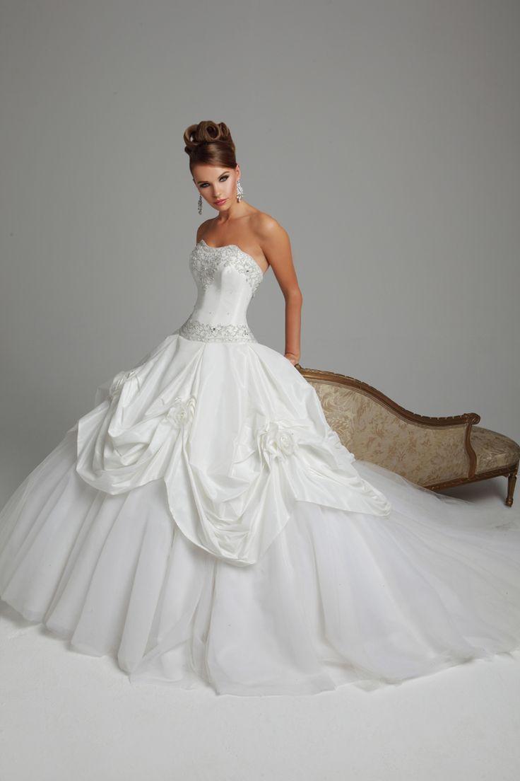 Ball Gown Wedding Dresses Hollywood Dreams Designer