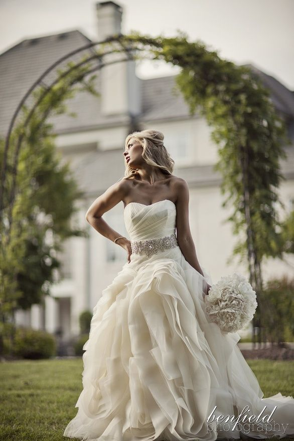 Ball gown wedding dresses vera wang so pretty would for Vera wang princess ball gown wedding dress
