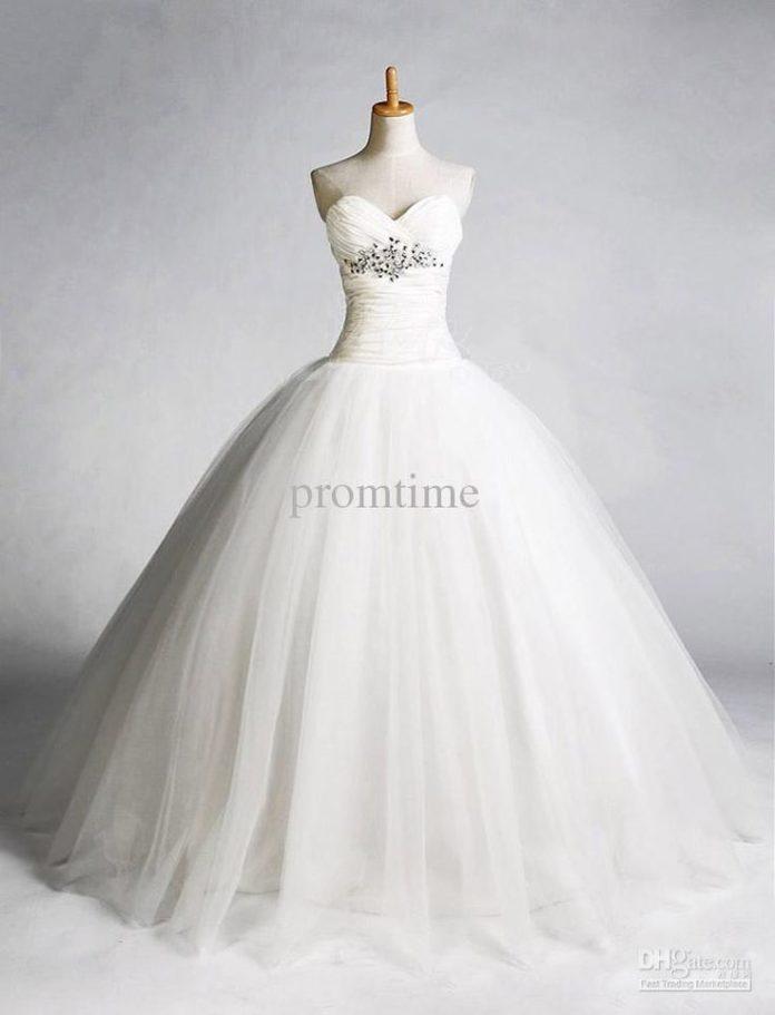 Ball Gown Wedding Dresses Wholesale Custom Made