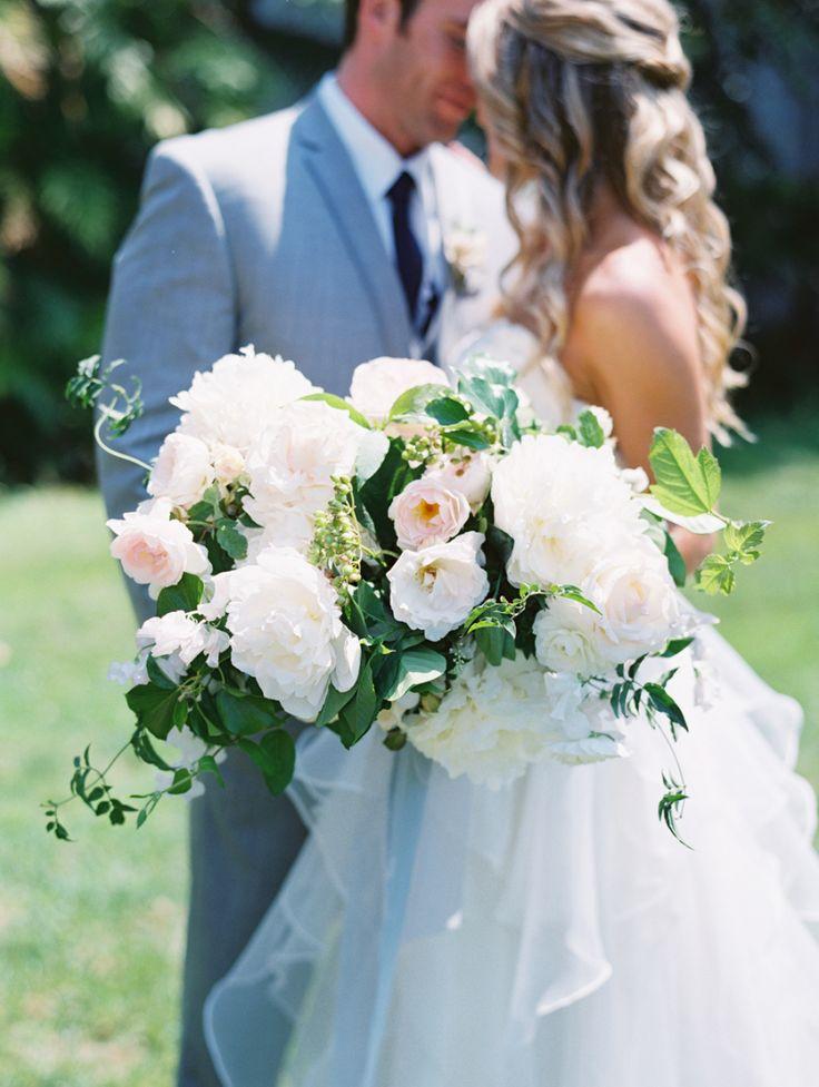 Wedding Bouquets Beautiful Organic Wedding Bouquet Bridesmaid