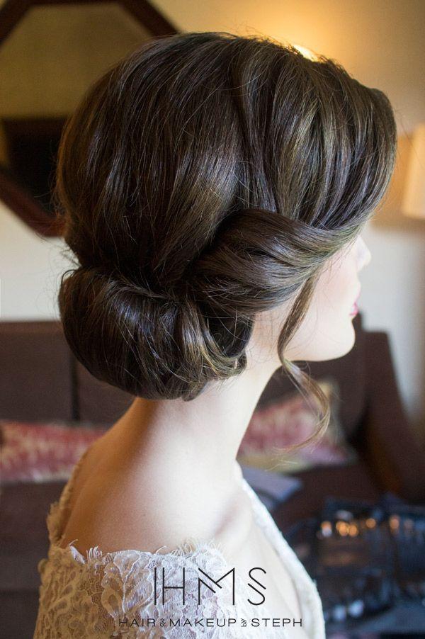 Wedding Hairstyle For Long Hair Bridal Looks Wedding Lande
