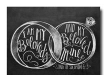 Wedding Quotes I Am My Beloveds Song Of Solomon 63 Quote By TheWhiteLime 1700