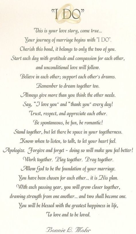 Wedding Quotes I Would Have The Priest Read This Before