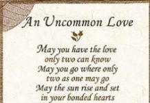 Wedding Quotes This Is Our Ultimate Collection Of The Best Christian Poems For Inspirat