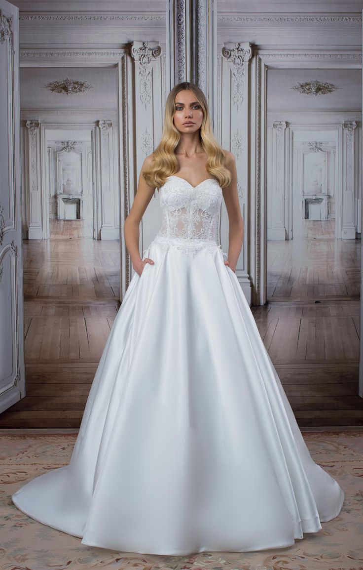 Ball Gown Wedding Dresses : Pnina Tornai wedding dress ...
