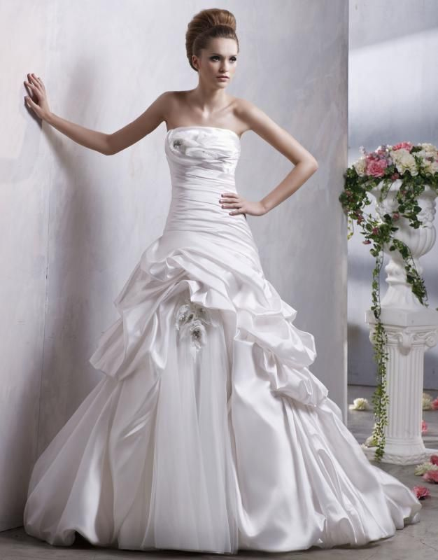 Ball Gown Wedding Dresses Page 2
