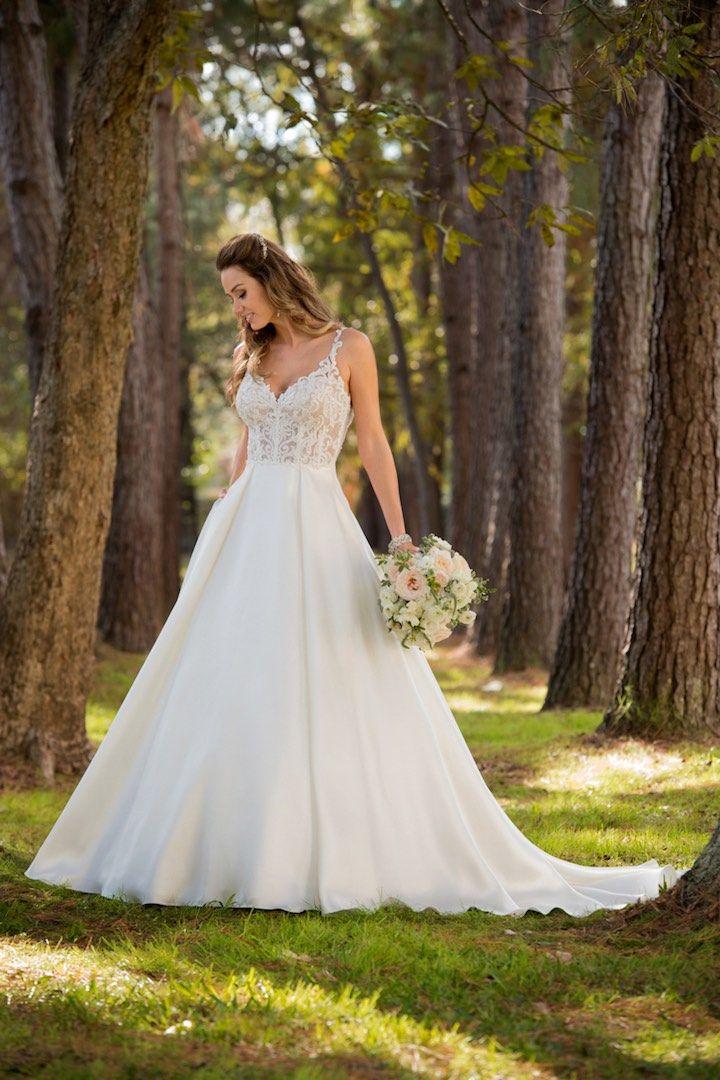 Ball Gown Wedding Dresses : Featured Wedding Dress: Stella York ...