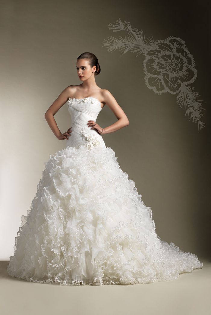 Ball gown wedding dresses page 2 cheap cheap wedding for Budget wedding dresses uk