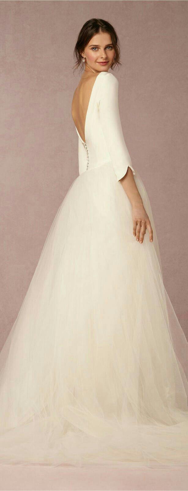 Ball gown wedding dresses unique wedding lande for Unique wedding dresses 2017