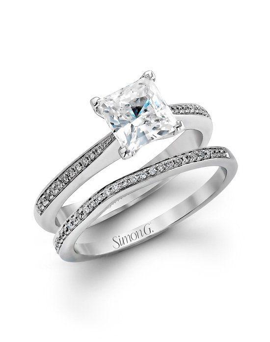 engagement rings simple elegant white gold engagement