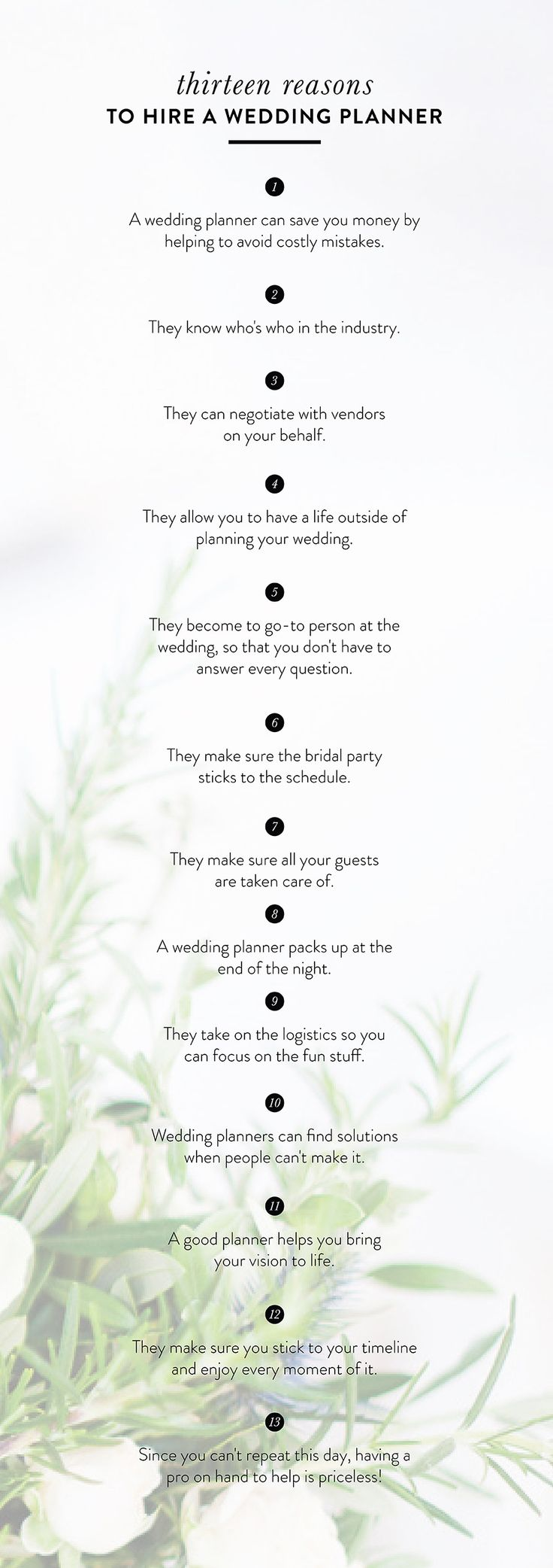 Wedding Quotes Having A Wedding Planner Makes Your Day Less