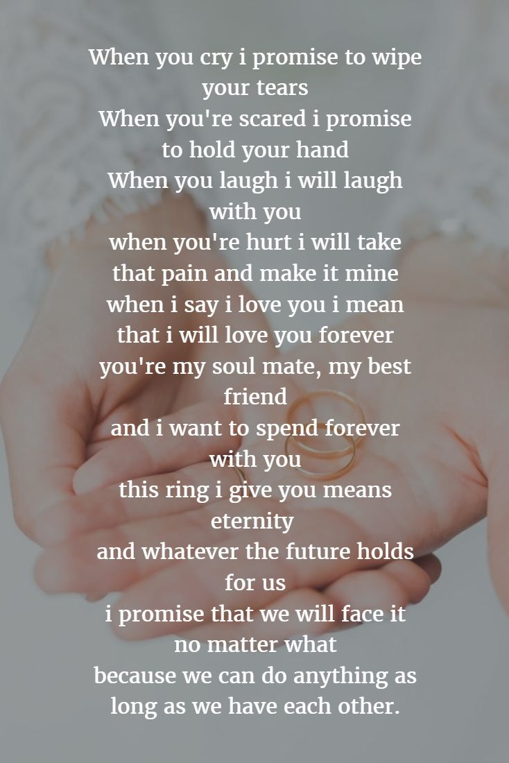 Wedding Quotes Wedding Vows 187 22 Examples About How To