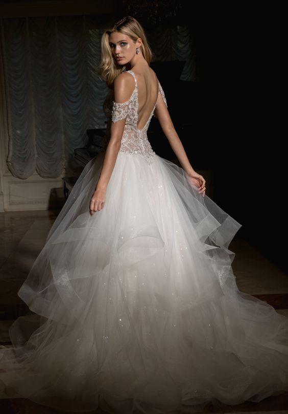 Ball Gown Wedding Dresses : Featured Dress: Eve of Milady Bridals ...