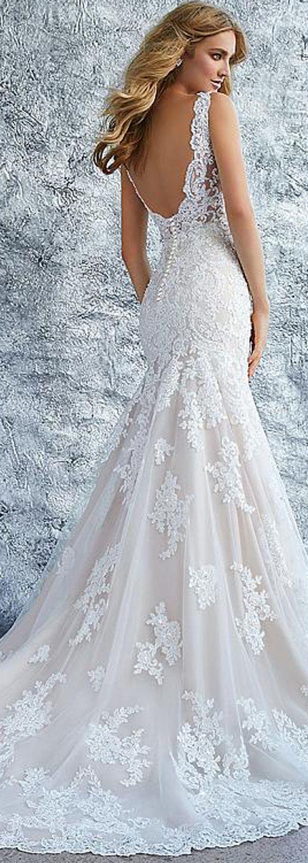 Mermaid Wedding Dresses Chic Tulle Amp Organza V Neck Neckline Mermaid Wedding Dress With Beaded