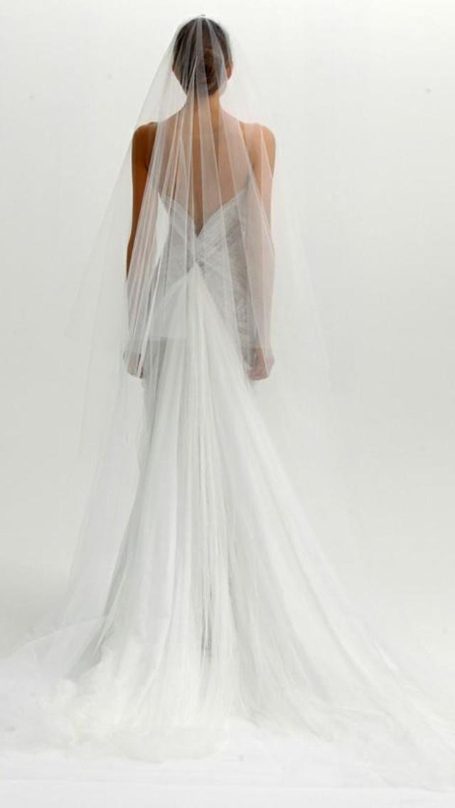 Sheath Wedding Dress : Simple, gorgeous back detail ...
