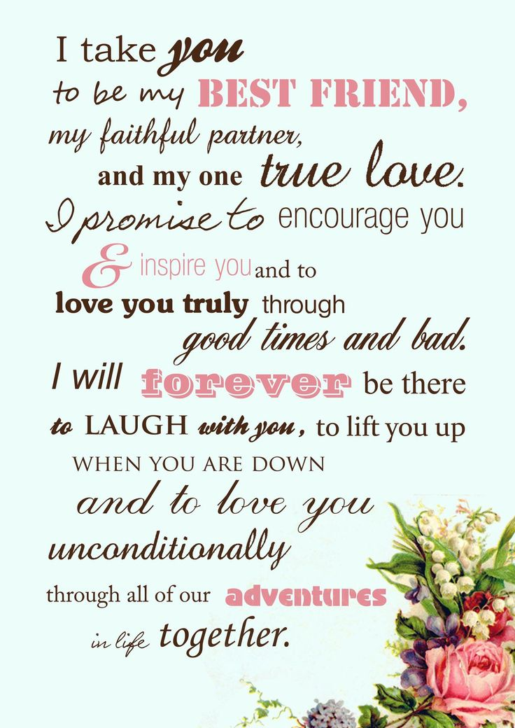 Wedding Quotes Awesome Traditional Vows Best Photos