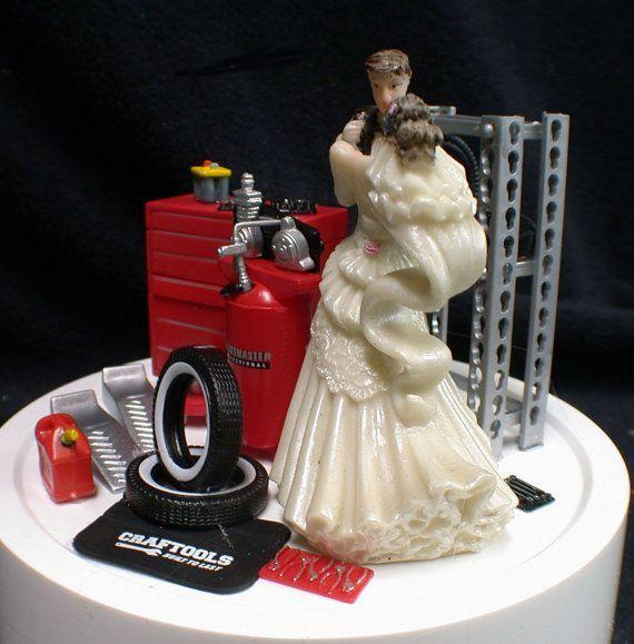 Pictures Of Auto Mechanic Cake Ideas