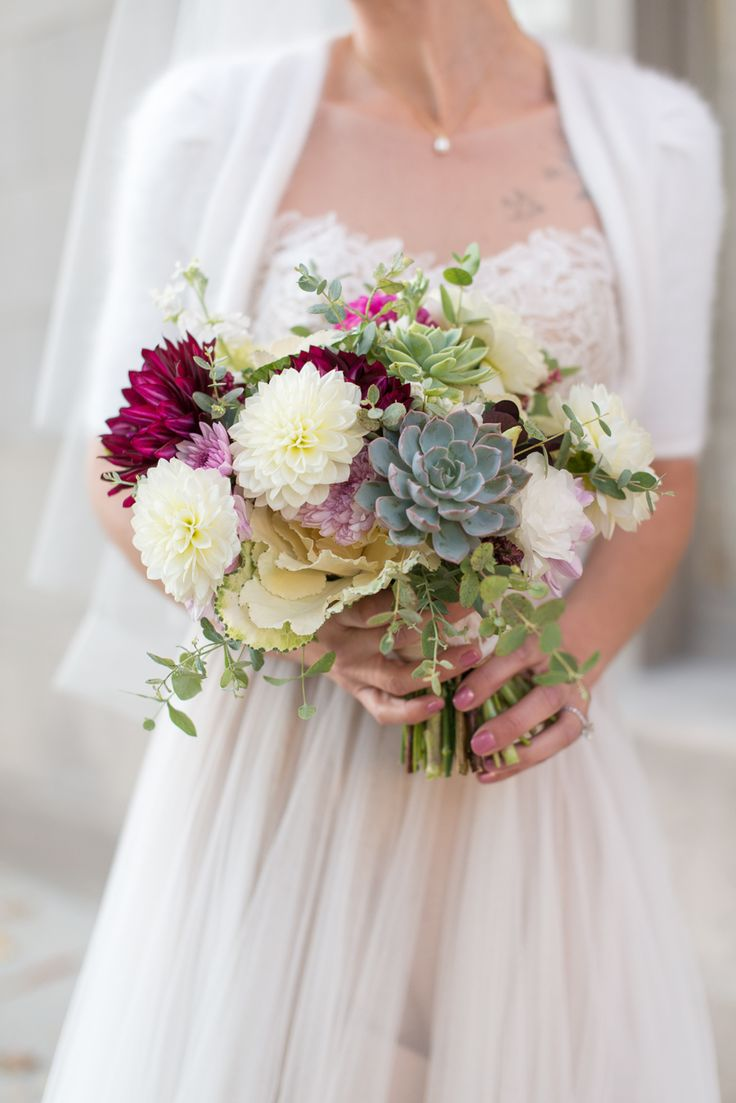 Wedding Bouquets Rustic Fall Dahlia Succulent Bouquet Photography Heather Cook Elliott Photo Wedding Lande Leading Wedding Magazine Ideas Inspirations The Hottest New Wedding Trends
