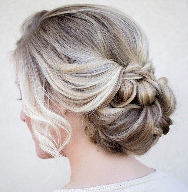 Wedding Hairstyle  Hairstyle Hair And Make-up By Steph - Wedding Lande | Leading Wedding ...