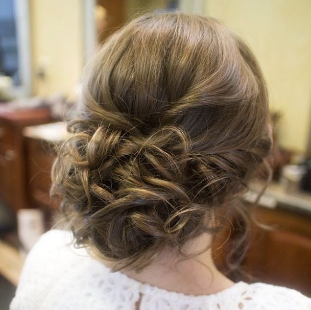 Wedding Hairstyle  Wedding Hairstyles Hair And Make-up By Steph - Wedding Lande | Leading ...