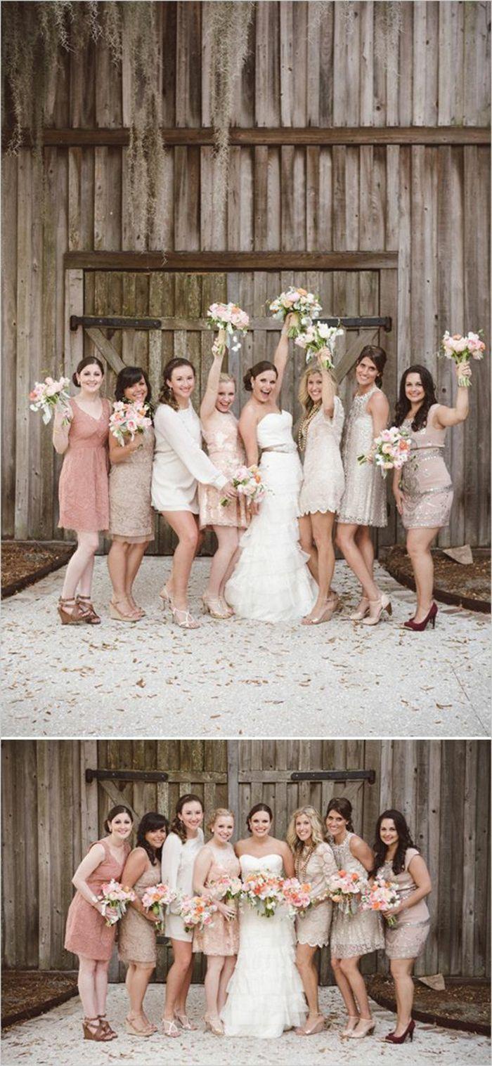 Bride 39 S Cars La Robe De Demoiselle D 39 Honneur Choisir La Meilleur Wedding Lande Leading