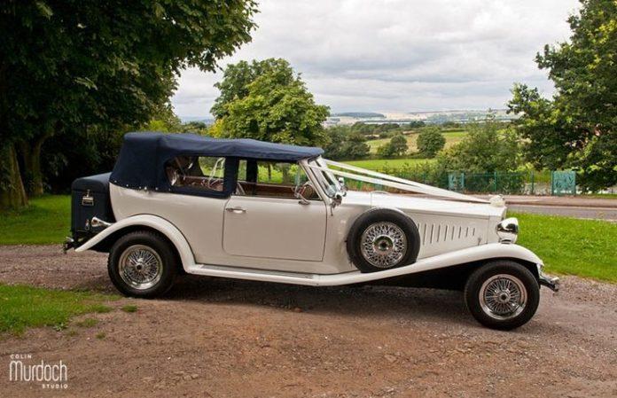 Vintage Car Hire Leeds