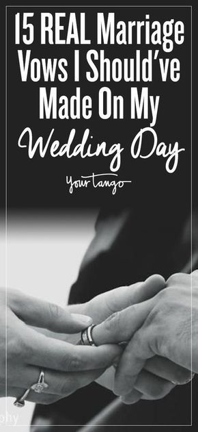 Wedding Quotes We Recited The Lines We Were Told To Say For
