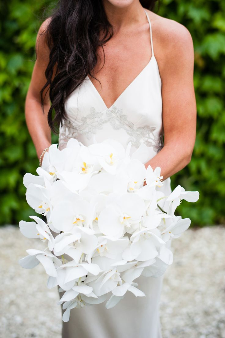 Wedding Bouquets Gorgeous Elegant Orchid Wedding Bouquet