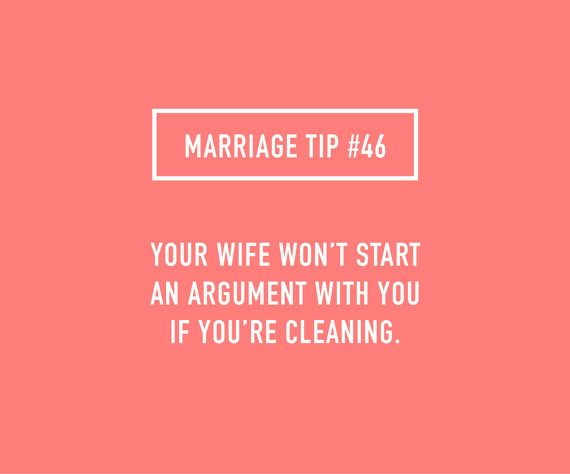 Wedding Quotes : Marriage Tip 46 Wedding Card | Funny ...